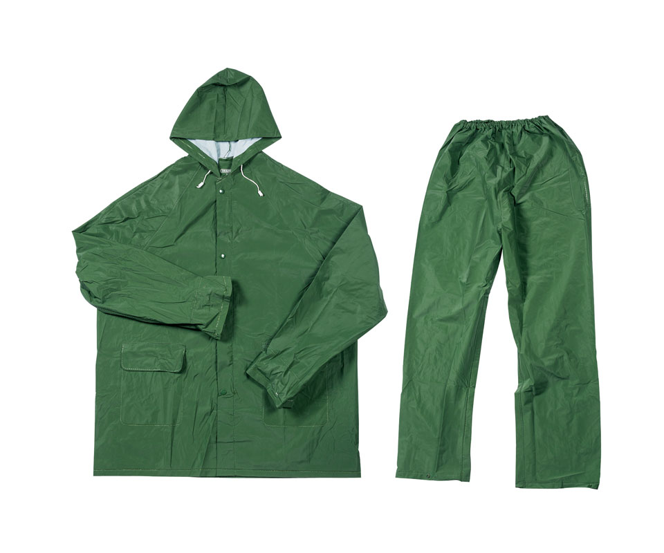 Draper lightweight rain suit (X-Large)