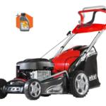 """Efco LR 53 TBX ALLROAD+4 petrol self propelled four wheeled lawn mower (20"""" cut)"""