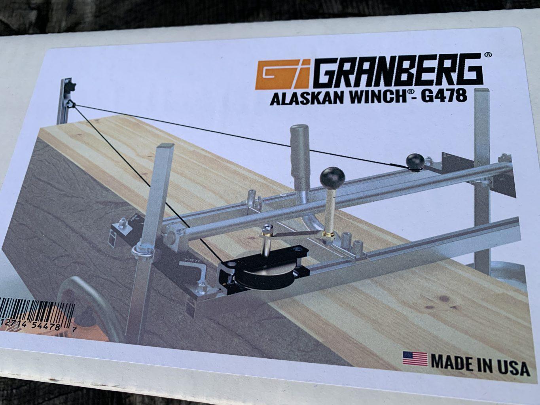 Granberg new style Alaskan Winch kit