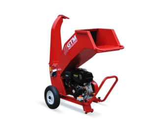GTM Professional MSGTS900G (V3) wood chipper (up to 80mm diameter)