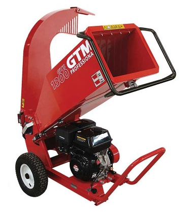 GTM Professional MSGTS1300G15 wood chipper (up to 100mm diameter)