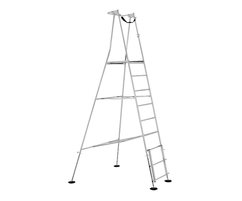 Henchman Hi-Step Maxi platform ladder