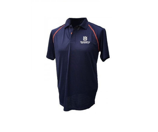 Husqvarna functional polo shirt (Large)