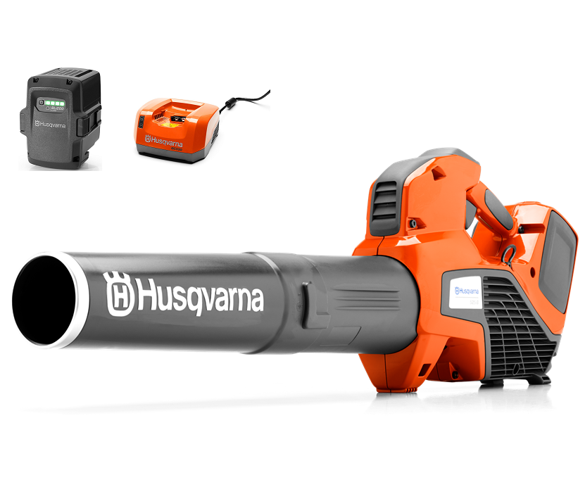 Husqvarna 525iB battery blower (Kit (with battery & charger))