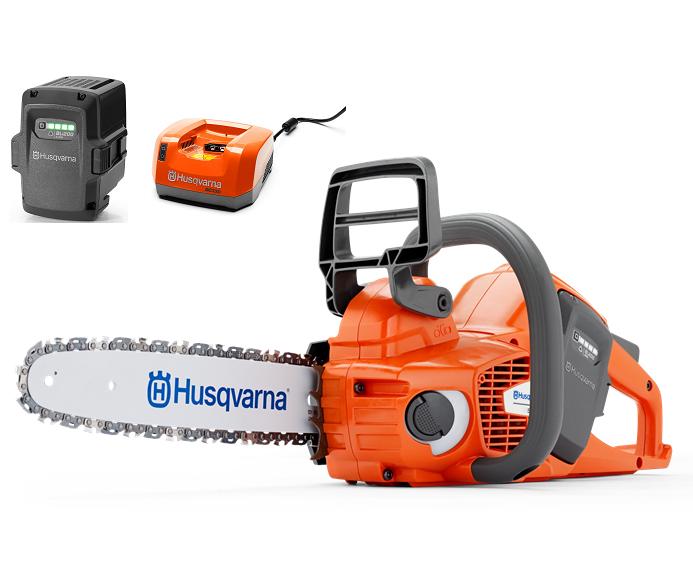 Husqvarna 535iXP battery chainsaw (14