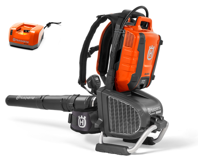 Husqvarna 550iBTX battery backpack blower (Kit (with battery & charger))