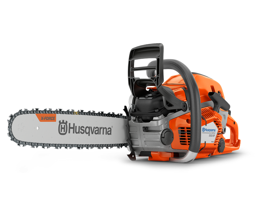 Husqvarna 550XP MK2 chainsaw (50.1cc)