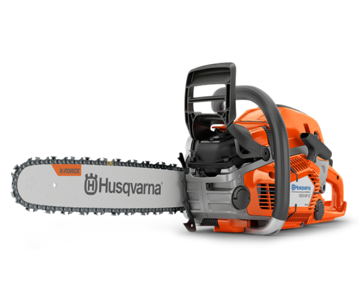 Husqvarna 550XPG MK2 chainsaw (50.1cc)