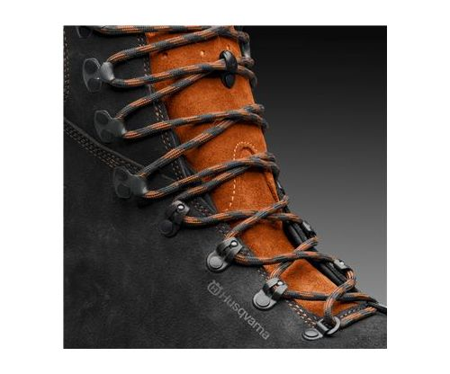 husqvarna functional leather chainsaw boots 6