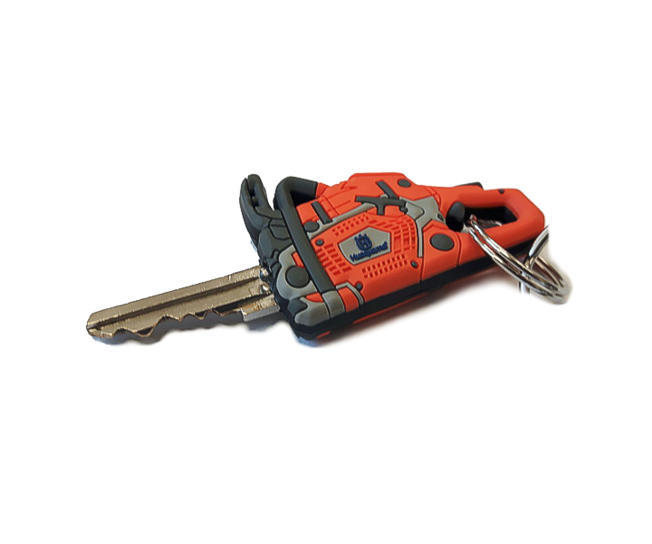 Husqvarna chainsaw LED keycover