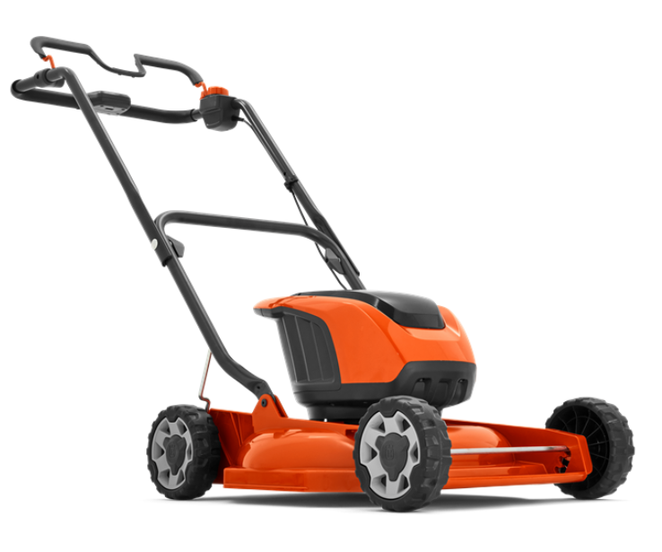 Husqvarna LB 146i battery push four wheeled lawn mower (46cm cut)