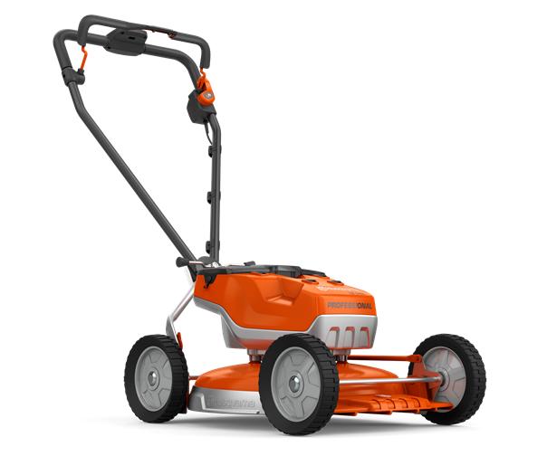 Husqvarna LB 548i battery push four wheeled lawn mower (48cm cut)