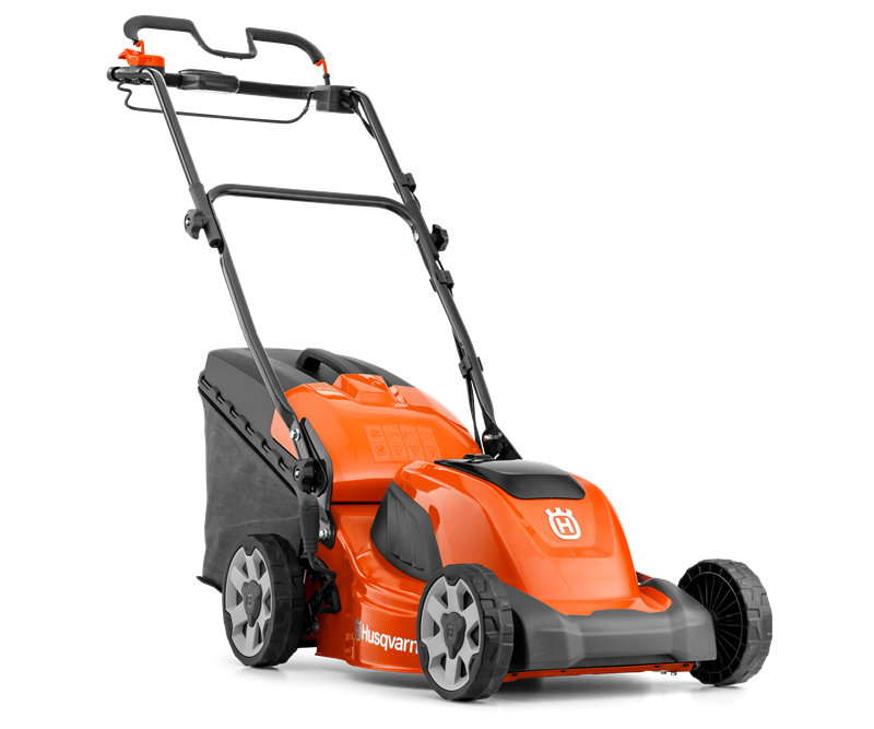 Husqvarna LC 141iV battery self-propelled four wheeled lawn mower (shell only) (41cm cut)