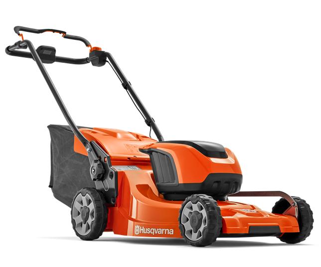 Husqvarna LC 247iX battery push four wheeled lawn mower (shell only) (47cm cut)