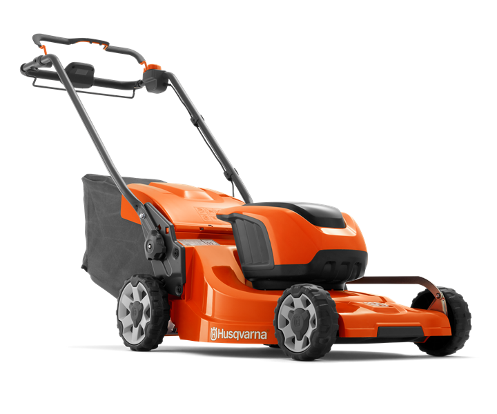 Husqvarna LC 347iVX battery self-propelled four wheeled lawn mower (shell only) (47cm cut)