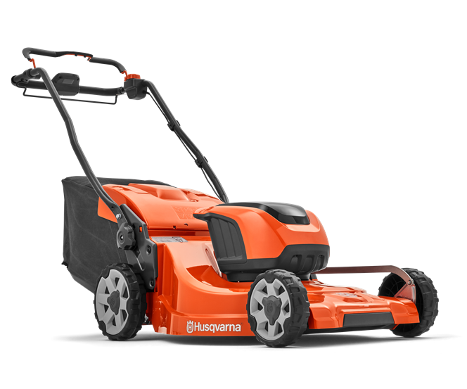 Husqvarna LC 353iVX battery self-propelled four wheeled lawn mower (shell only) (53cm cut)