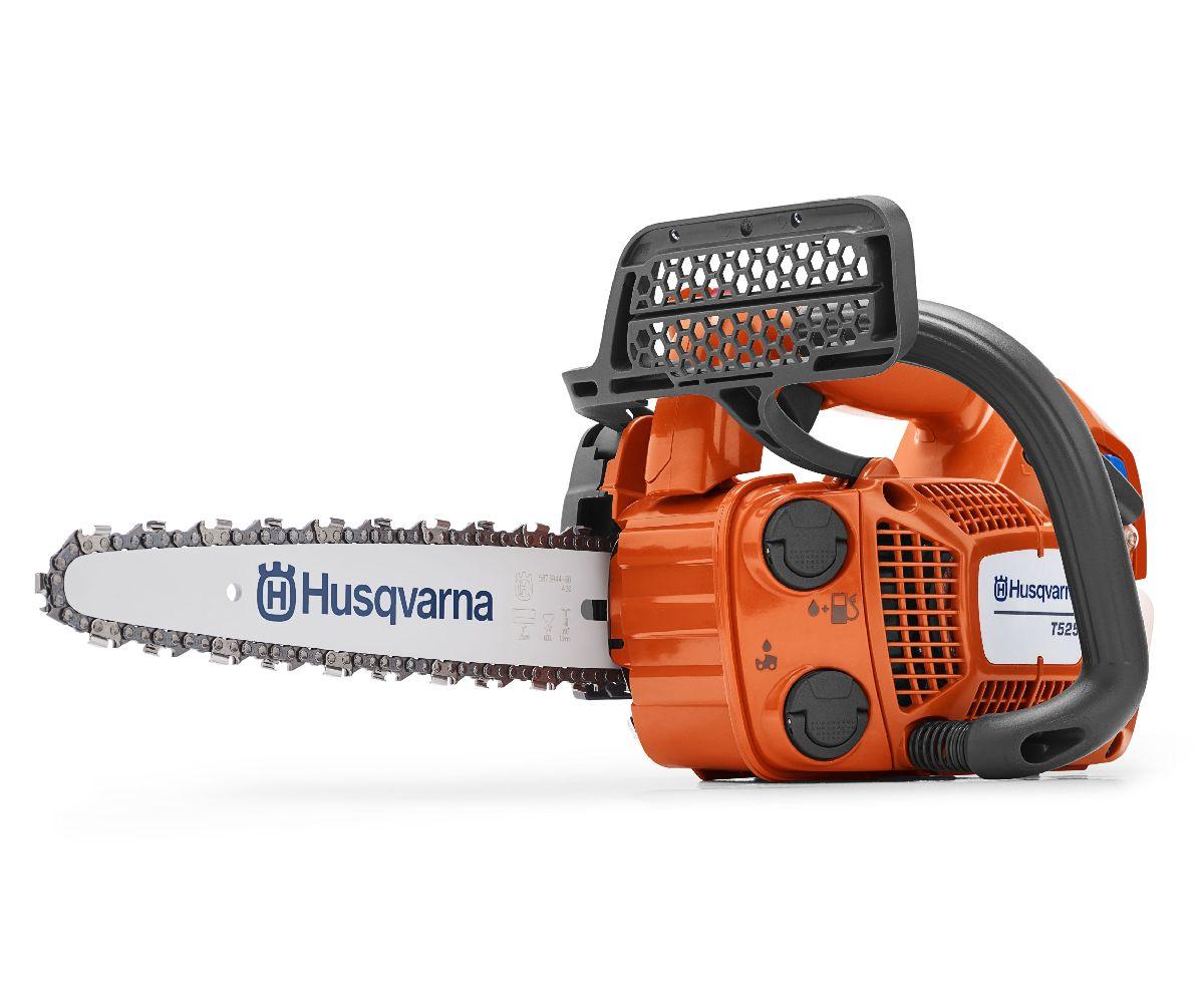 Husqvarna T525 top handled chainsaw (27cc) (10