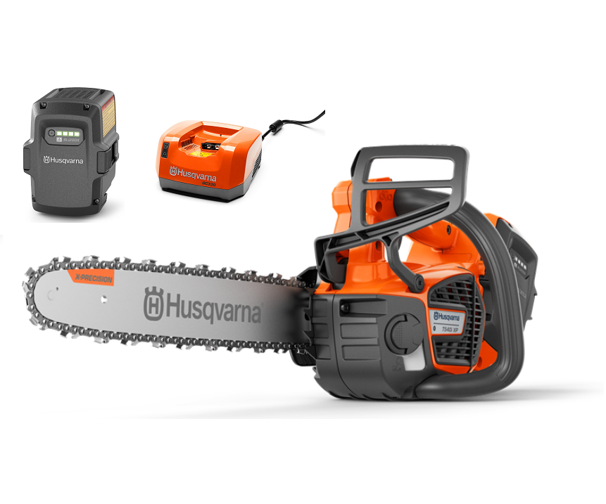 Husqvarna T540iXP battery top handled chainsaw (12