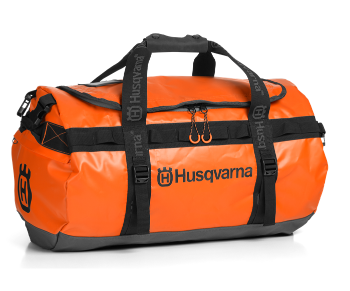 Husqvarna Xplorer duffel bag (Orange) (70L)
