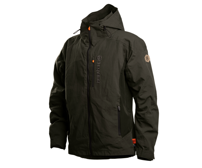 Husqvarna Xplorer water repellent shell jacket