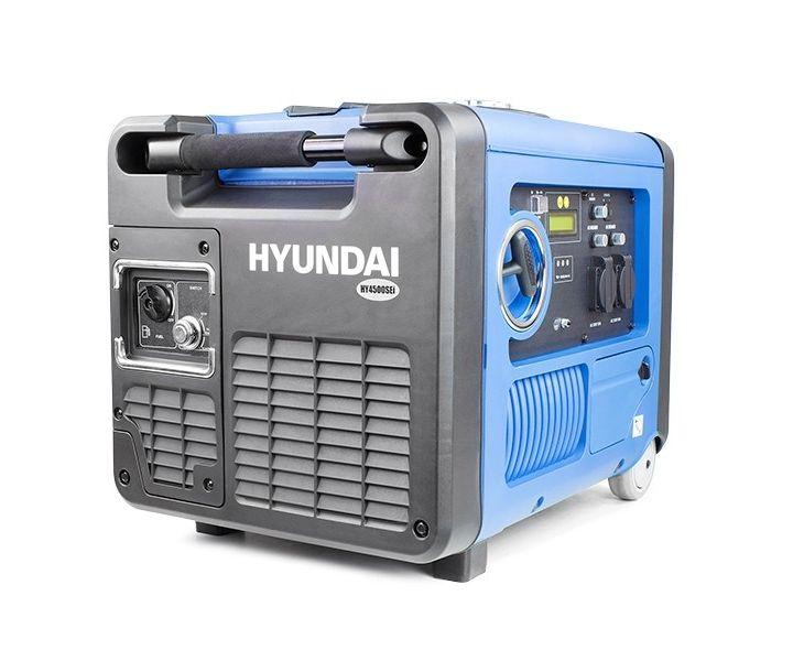 Hyundai HY4500SEI silent petrol generator
