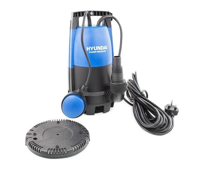 Hyundai HYSP400CD electric submersible clean & dirty low depth water pump