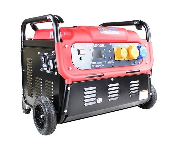 Hyundai P8000Ei portable petrol invertor P1 generator