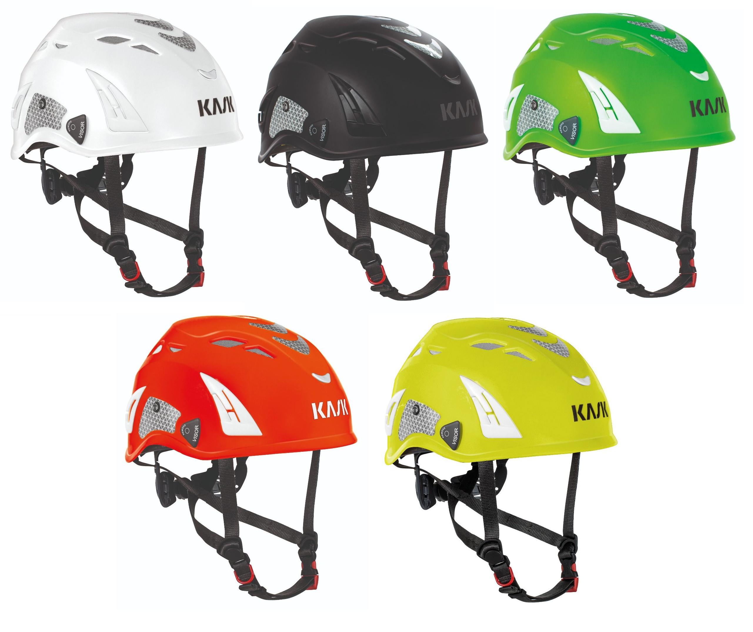 Kask Super Plasma PL climbing helmet (Hi-Viz)