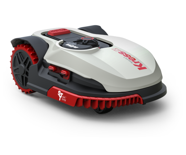 Kress Robotik Mission KR111 robotic lawnmower