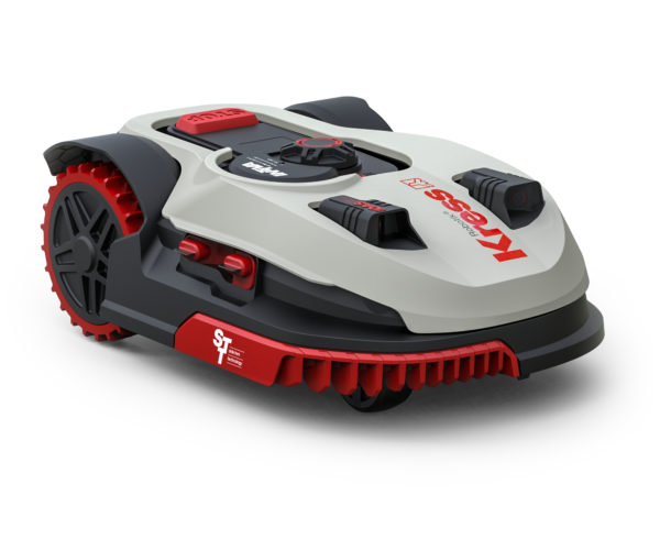 Kress Robotik Mission KR113 robotic lawnmower