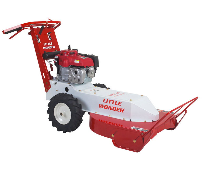 Little Wonder Hydro BRC-26 field & brush mower (26
