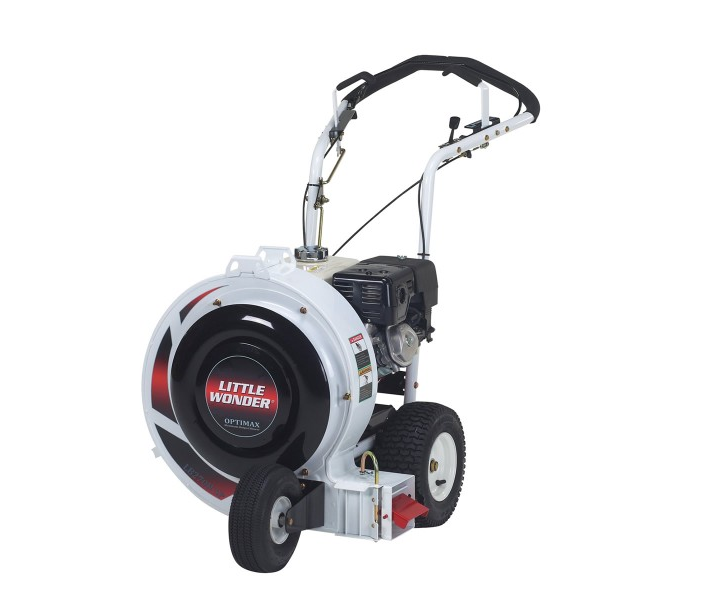 Little Wonder Optimax LB390H-SP self-propelled blower