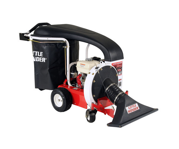 Little Wonder Pro-SP self-propelled leaf vacuum