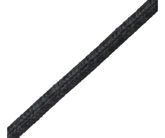 Marlow Diablo 11mm heat-resistant access/abseil rope (black)