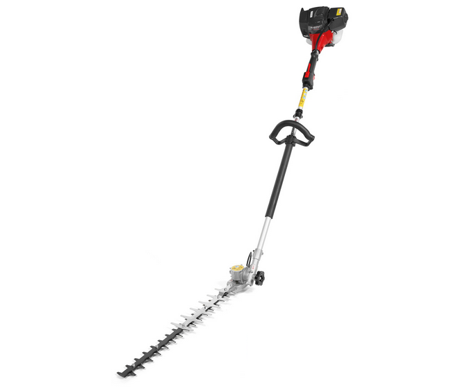Mitox PRO 5250LRK long reach 135 degree hedge trimmer (26.3cc)