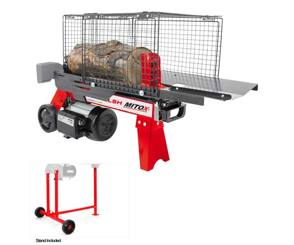 Mitox Select 66LSH electric log splitter (6.5 tonne splitting force)