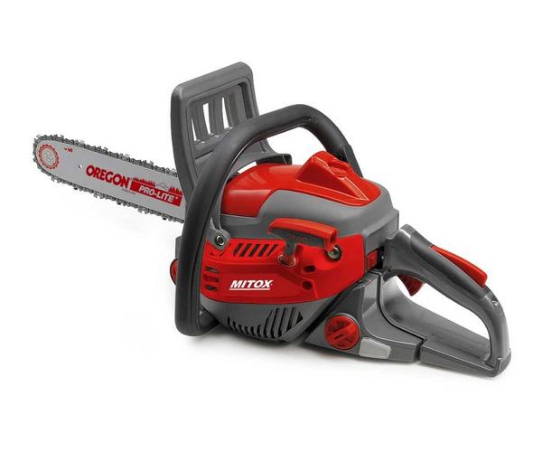Mitox Premium 385CSX petrol chainsaw (38.5cc) (14
