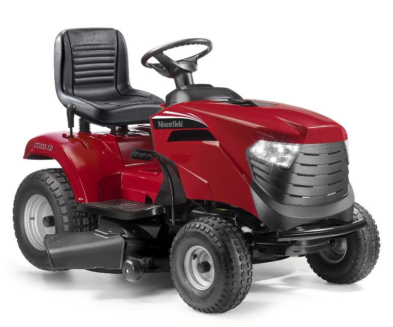 Mountfield 1538H-SD garden tractor (98cm cut)