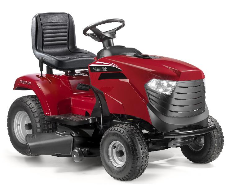 Mountfield 1538M-SD garden tractor (98cm cut)