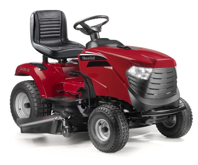 Mountfield 1643H-SD Twin garden tractor (108cm cut)
