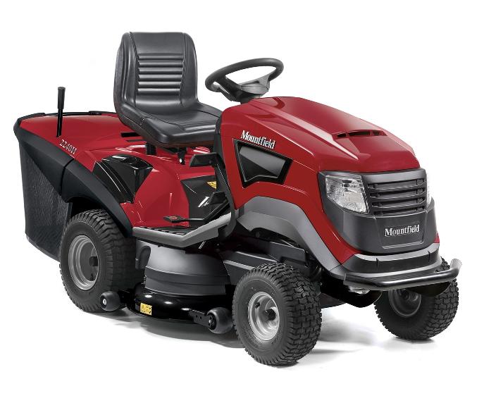 Mountfield 2240H Twin garden tractor (102cm cut)