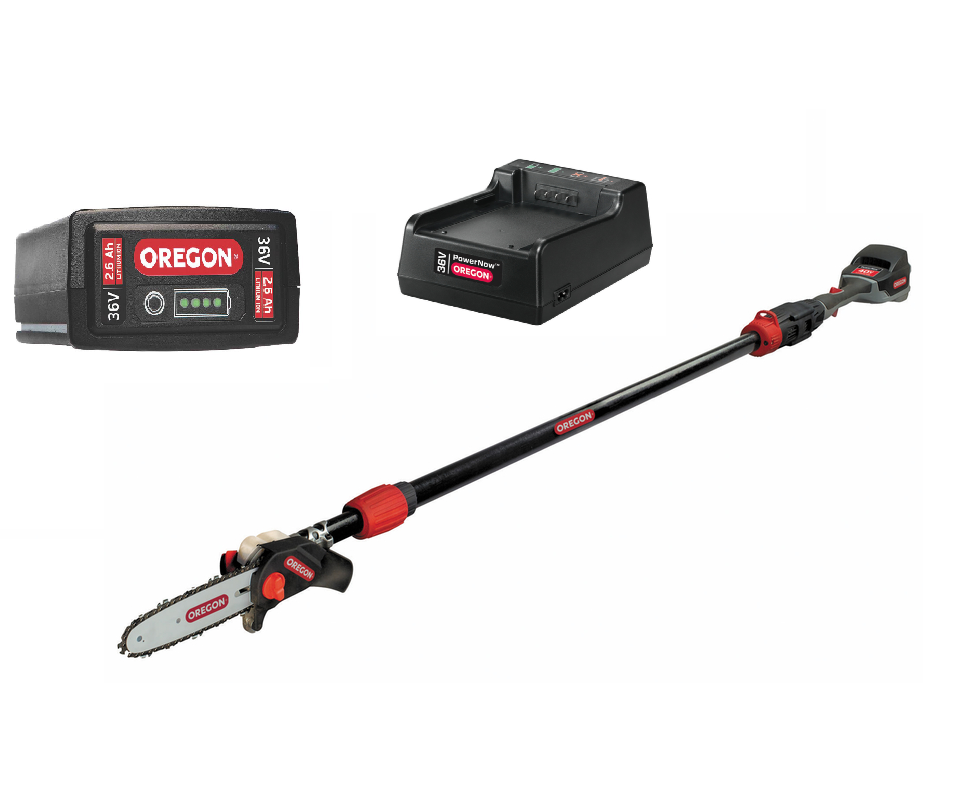 Oregon PS250 battery pole saw (8