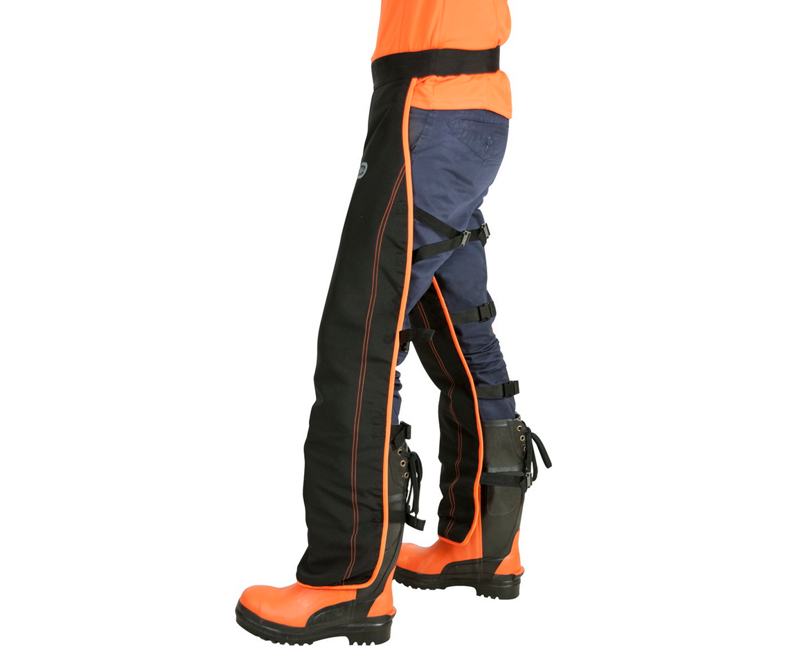 Oregon Universal chainsaw protective leggings (Type A)