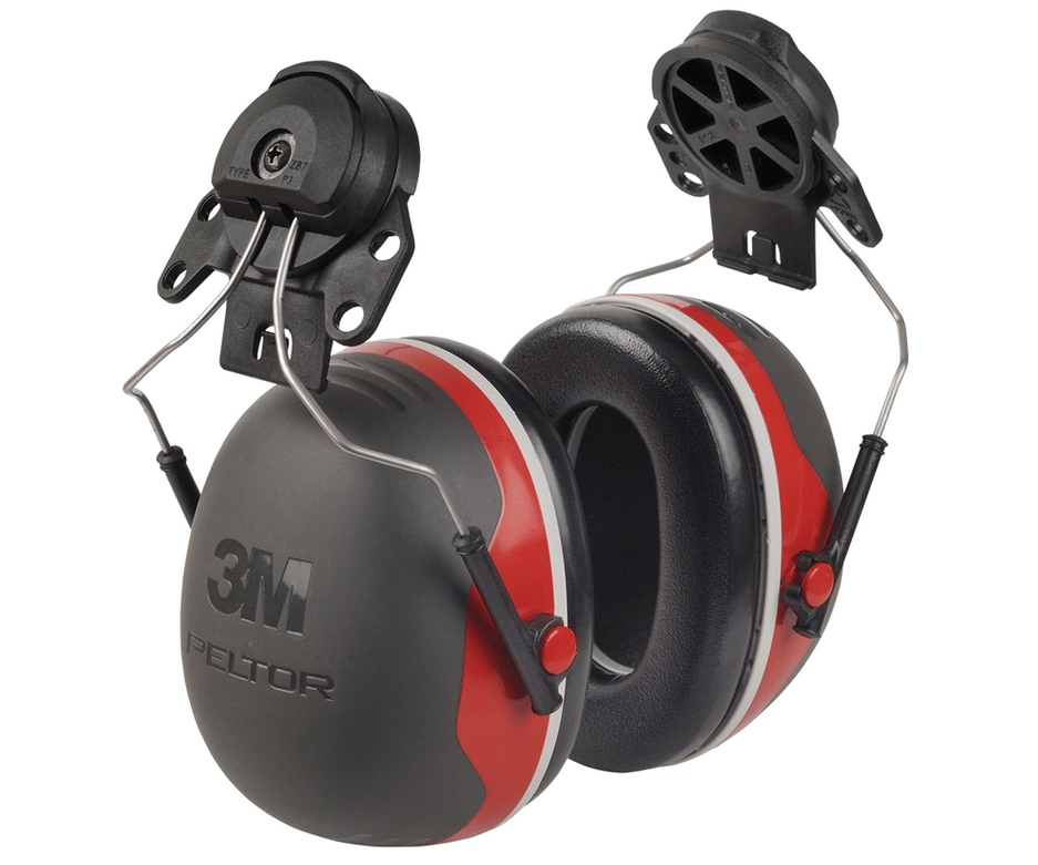 Peltor X3 ear defenders for helmet (32 SNR)