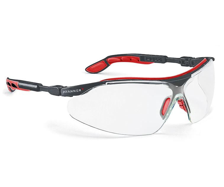 Pfanner Nexus safety glasses (Clear)