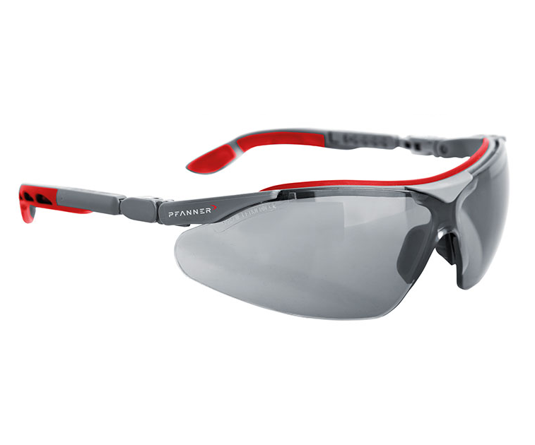 Pfanner Nexus safety glasses (Smoked)