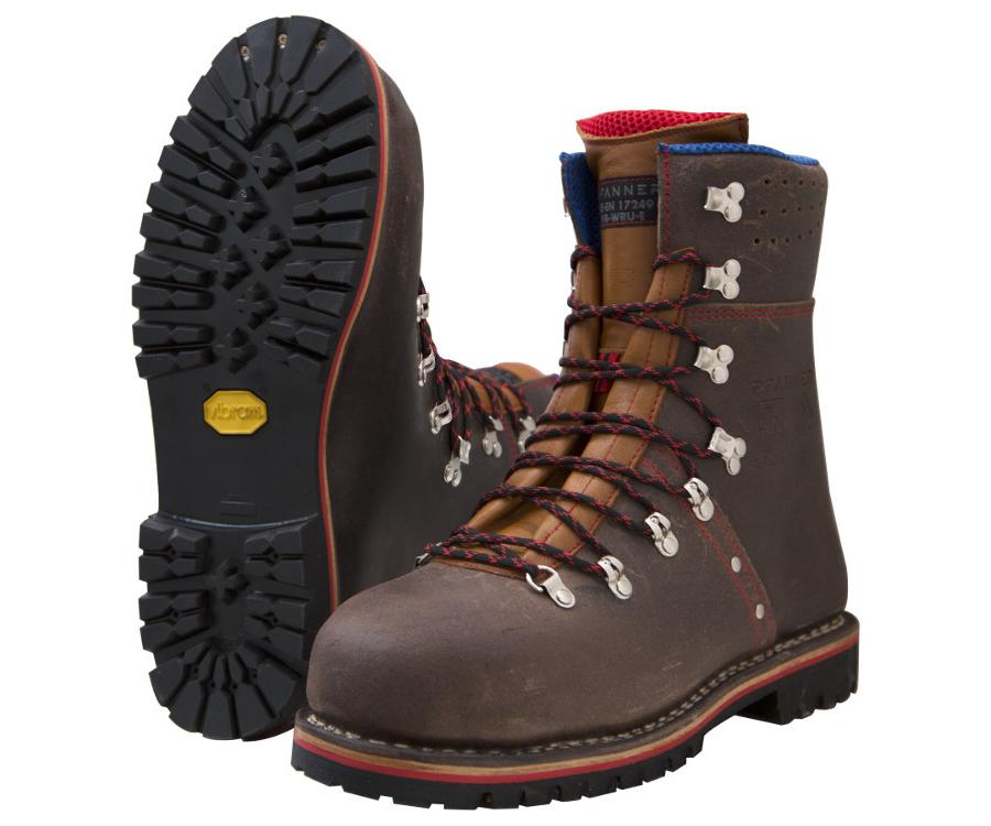Pfanner Tyrol Juchten chainsaw boots (Class 1)