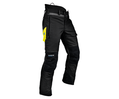 Pfanner Ventilation chainsaw trousers Type A (Black)