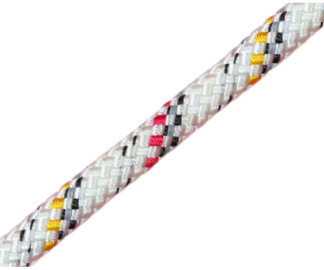 Marlow pH-I Static Reflective LSK 11mm access/abseil rope with reflective strip & acid detection system