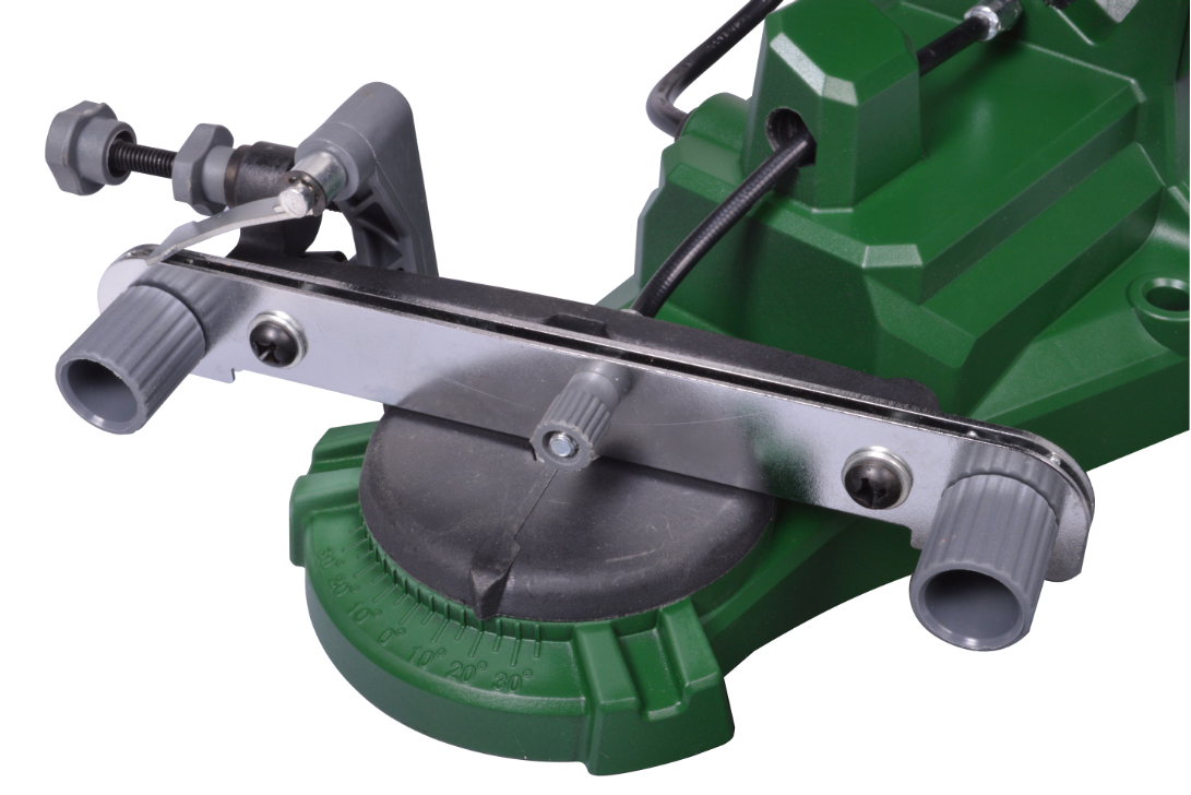 portek flexisharp battery chain sharpener clamp